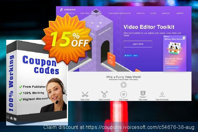M4V to MOV Converter discount 15% OFF, 2020 Valentine Week promo