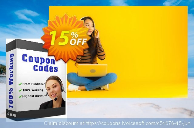 Get 15% OFF Cutome Ulimited PCs promotions