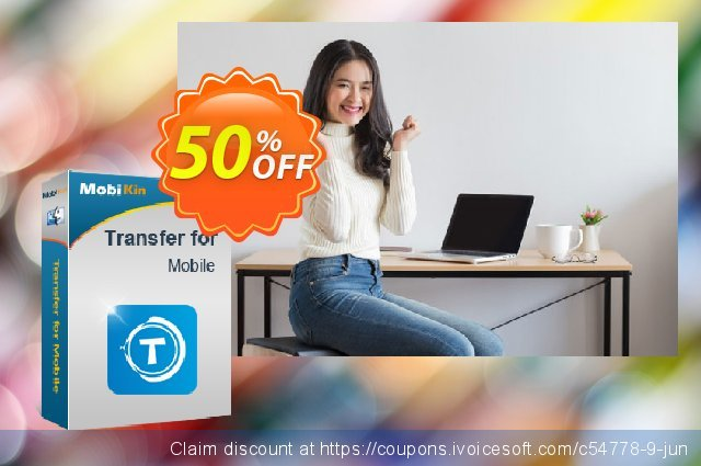 MobiKin Transfer for Mobile (Mac) discount 50% OFF, 2019 Happy New Year discounts