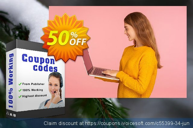 Try to translate discount 50% OFF, 2020 College Student deals offering sales