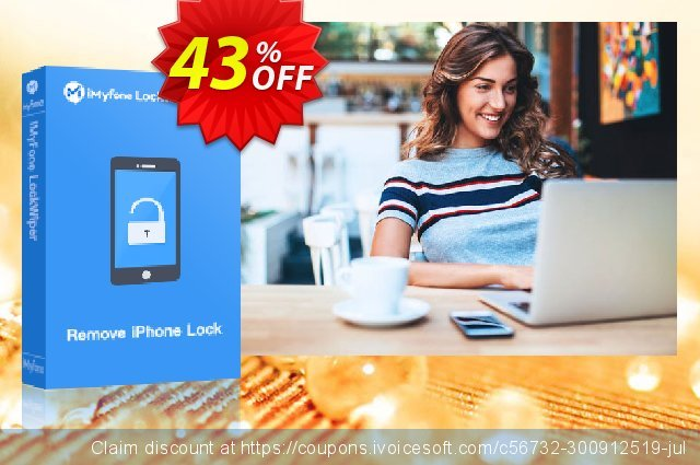 iMyFone LockWiper Android discount 43% OFF, 2020 Halloween offering sales
