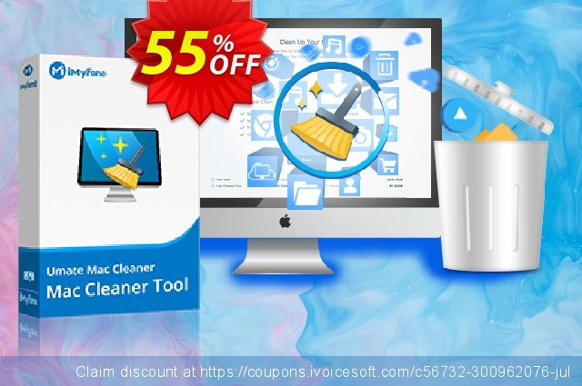 iMyFone Umate Mac Cleaner Family (Lifetime)  멋있어요   프로모션  스크린 샷