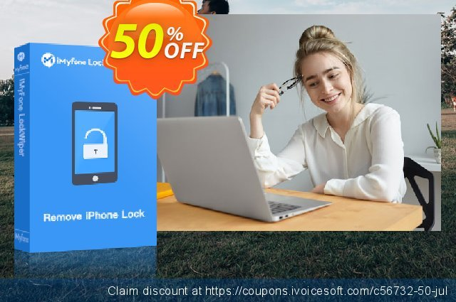 iMyfone iPhone WhatsApp Recovery discount 50% OFF, 2019 Summer offering deals