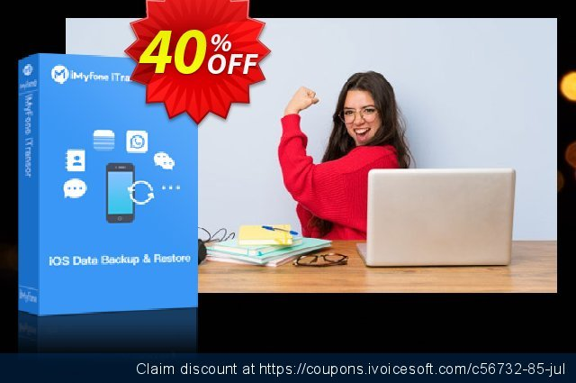 iMyFone iTransor Lite (Business) discount 40% OFF, 2020 Halloween promo sales