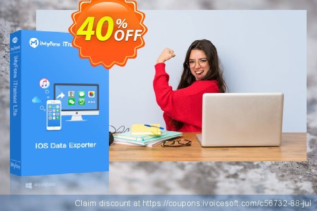 iMyFone iTransor Lite for Mac (Business) discount 40% OFF, 2020 Halloween offering sales