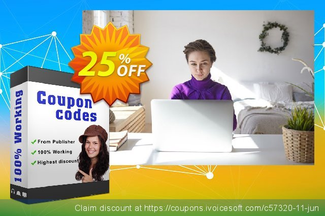 Green Mac Data Recovery 1 Year License discount 25% OFF, 2020 Happy New Year offering sales