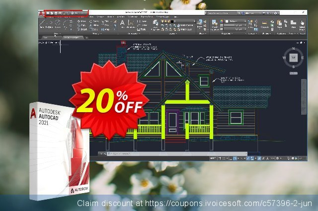 Autodesk AutoCAD Software EU (3 year) discount 20% OFF, 2021 Mother Day offering sales. 20% OFF Autodesk AutoCAD Software EU (3 year), verified