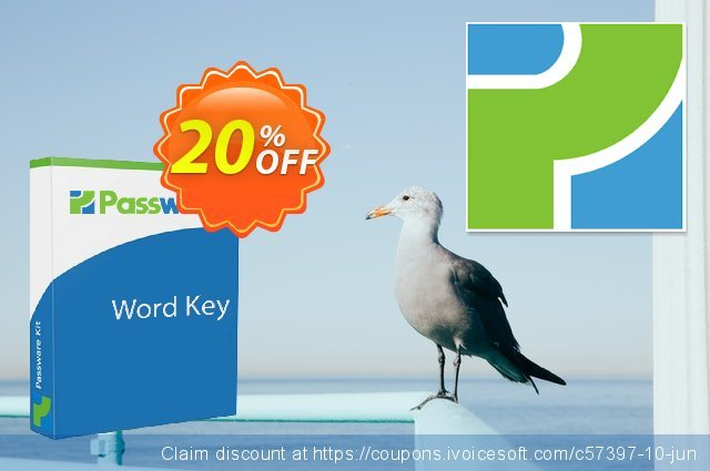 Passware Word Key Full License discount 20% OFF, 2021 Mother Day discount. 20% OFF Passware Word Key Full License, verified