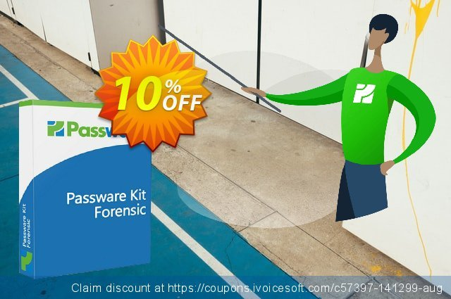 Passware Kit Forensic (Extend SMS to 3 years) discount 10% OFF, 2021 Mother's Day offering sales. 10% OFF Passware Kit Forensic (Extend SMS to 3 years), verified