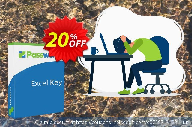 Passware Excel Key Full License discount 20% OFF, 2021 Mother's Day discounts. 20% OFF Passware Excel Key Full License, verified