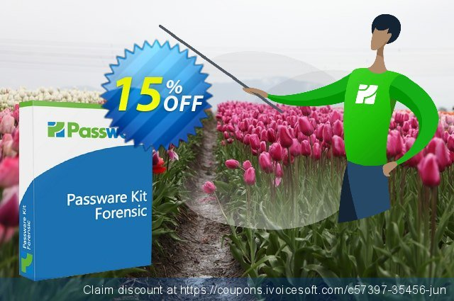 Passware Kit Forensic discount 15% OFF, 2021 Mother Day promotions. 15% OFF Passware Kit Forensic, verified