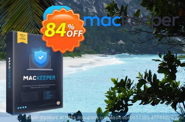MacKeeper Premium plus 24-month plan discount 84% OFF, 2021 Mother Day offering sales. 77% OFF MacKeeper Premium plus 24-month plan, verified
