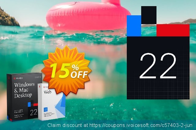 ATLAS.ti personalized single user monthly (Web-ONLY) discount 15% OFF, 2021 National No Bra Day offering sales. 15% OFF ATLAS.ti personalized single user (monthly, Web-ONLY), verified