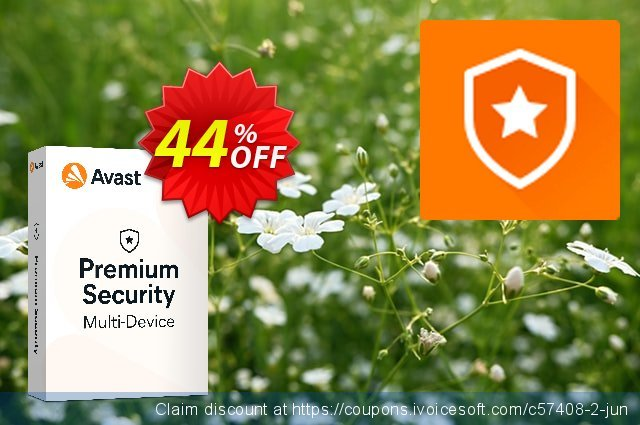 Avast Premium Security 10 Devices discount 44% OFF, 2021 All Hallows' Eve offering sales. 44% OFF Avast Premium Security 10 Devices, verified