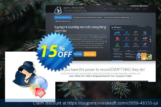 Spytech Stealth Email Account Service discount 15% OFF, 2020 Labour Day offer