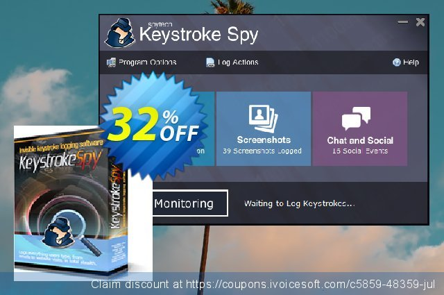 Spytech Keystroke Spy Stealth Edition discount 32% OFF, 2020 Father's Day offering sales