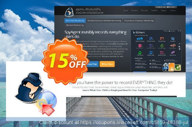Spytech Stealth FTP Account Service discount 15% OFF, 2020 Halloween discount