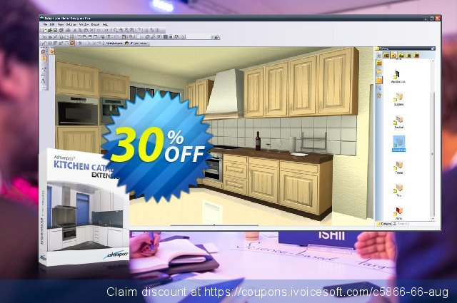 Ashampoo Kitchen Catalog Extension discount 30% OFF, 2021 Mother Day offering deals. 30% OFF Ashampoo Kitchen Catalog Extension, verified