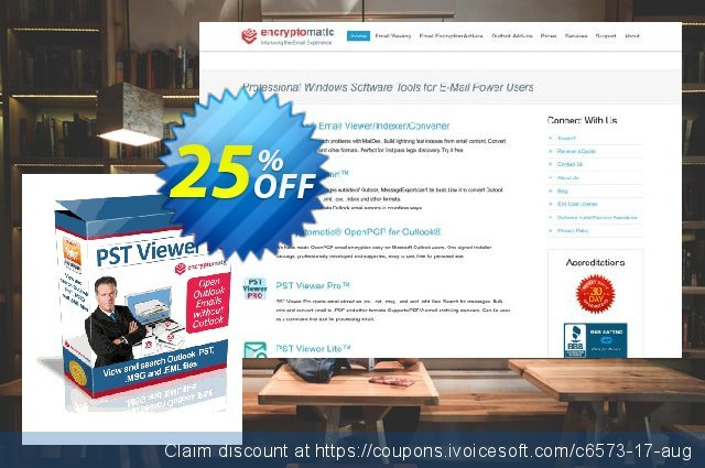 PstViewer Pro discount 25% OFF, 2020 Halloween deals
