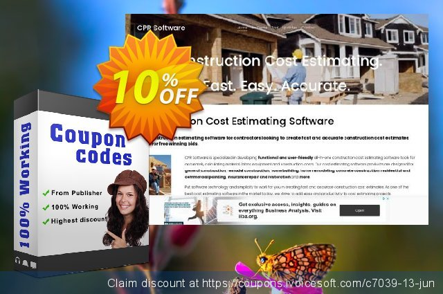 RoofCOST Estimator for Excel discount 10% OFF, 2020 Spring sales
