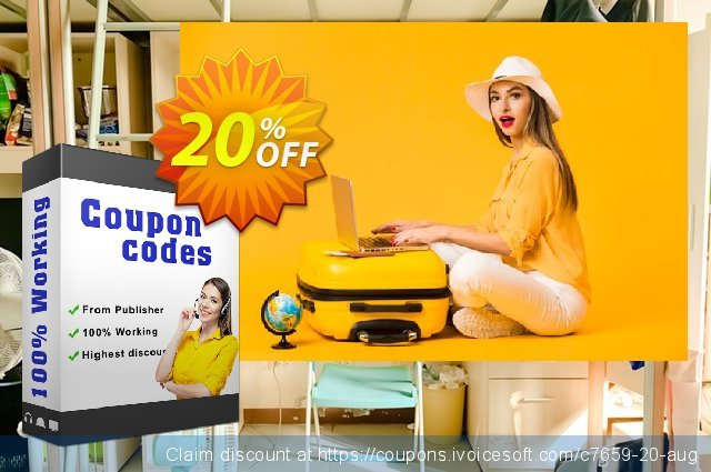 Get 20% OFF Easy Duplicate Cleaner offering sales