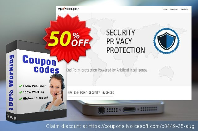 Max Registry Cleaner 3 users discount 50% OFF, 2020 Father's Day offering sales