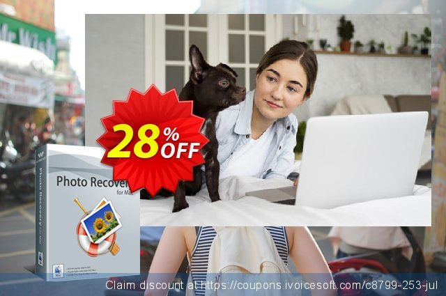 Wondershare Photo Recovery for Mac discount 30% OFF, 2019 Mother's Day offering sales