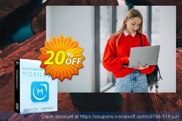 Wondershare MobileGo (MAC version) discount 30% OFF, 2019 April Fools' Day deals