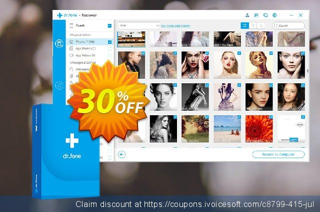 dr.fone (Mac) - Phone Transfer (Android) discount 30% OFF, 2021 Valentines Day offer