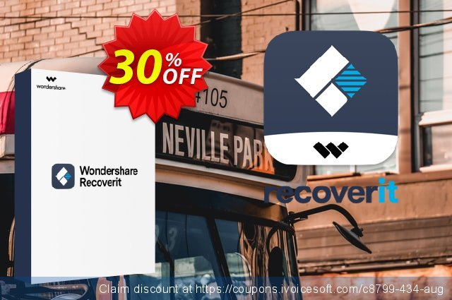 Recoverit Pro for Mac discount 30% OFF, 2019 Mother Day offering sales