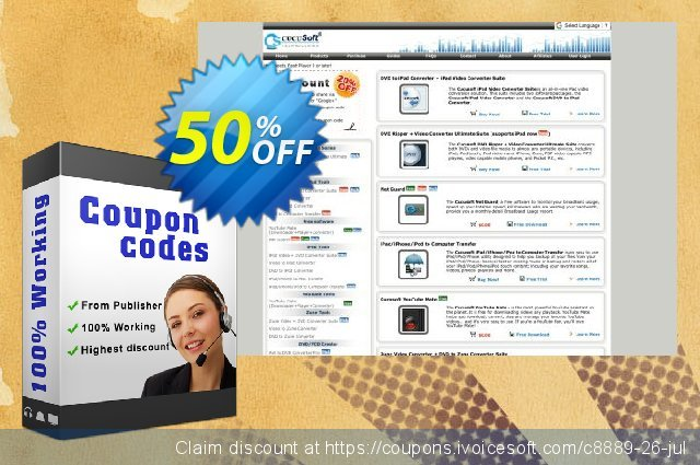 Cucusoft YouTube Mate discount 50% OFF, 2020 Happy New Year offering sales