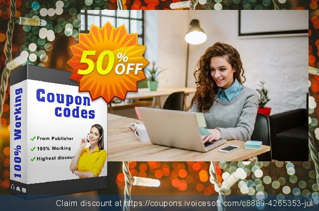 Cucusoft iPhone Ringtone Composer discount 50% OFF, 2020 Happy New Year offering sales