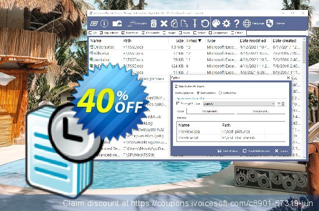 Advanced Recent Access Home License discount 40% OFF, 2021 National No Bra Day promotions. 40% OFF Advanced Recent Access Home License, verified