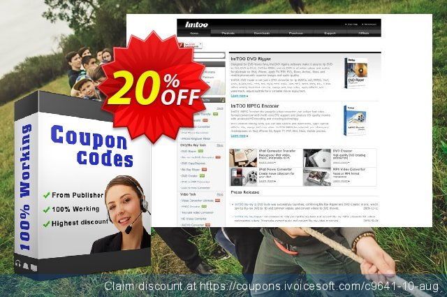 ImTOO Video to Audio Converter discount 20% OFF, 2019 Thanksgiving Day offer