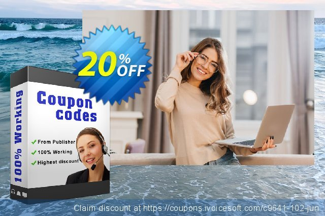 ImTOO DVD Audio Ripper 6 for Mac discount 20% OFF, 2020 Halloween offering sales
