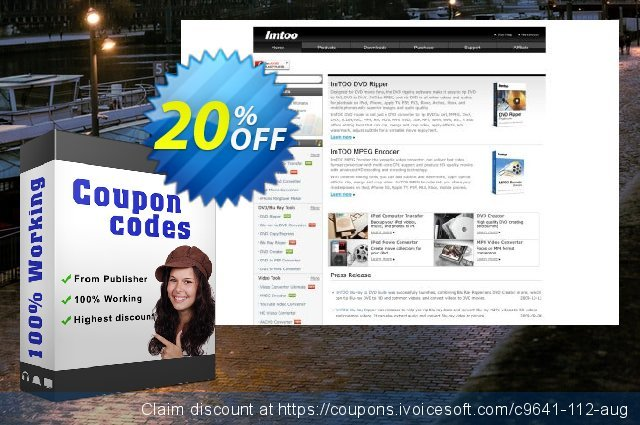 ImTOO Media Toolkit Ultimate discount 20% OFF, 2020 Back to School Promos offering sales