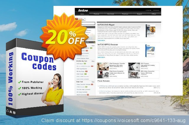 ImTOO WMV 3GP Converter 6 discount 20% OFF, 2019 Thanksgiving Day offering sales