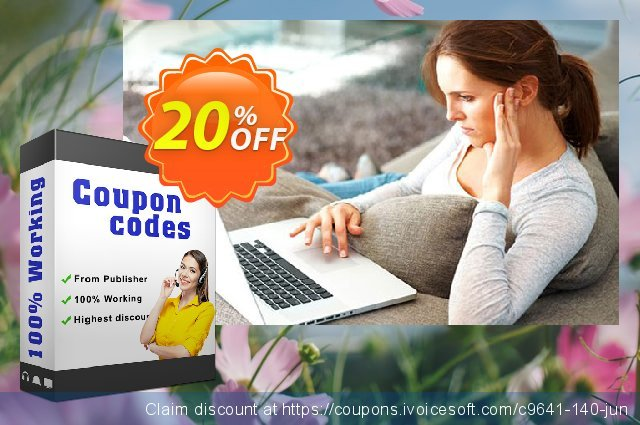ImTOO FLV to WMV Converter 6 discount 20% OFF, 2020 American Independence Day offering sales