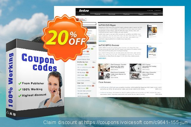 ImTOO Convert PowerPoint to Video Business discount 20% OFF, 2019 Black Friday offering sales