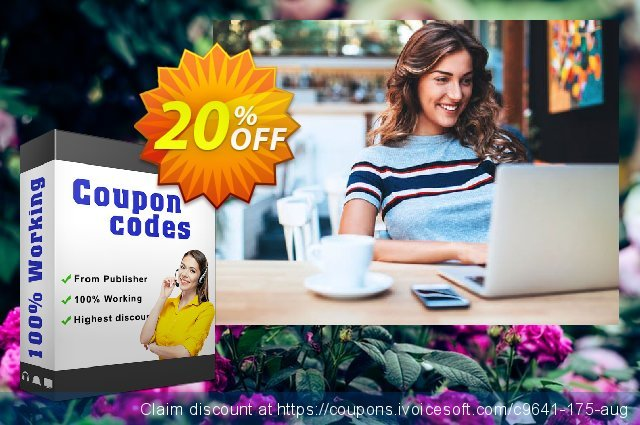 ImTOO Convert PowerPoint to WMV discount 20% OFF, 2020 American Independence Day offering sales