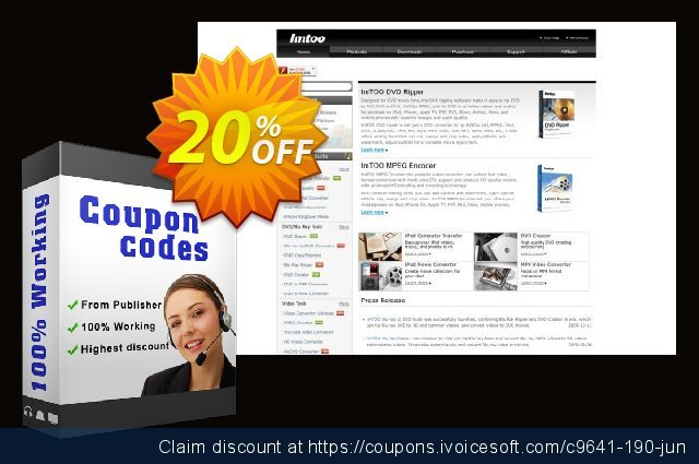 ImTOO iPad to PC Transfer discount 20% OFF, 2020 Thanksgiving Day offering sales