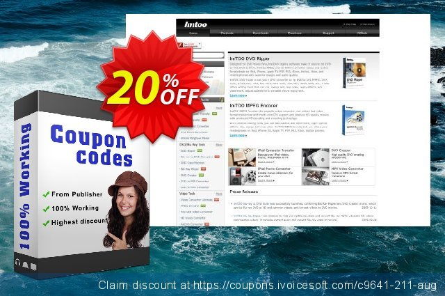 ImTOO PDF to Word Converter discount 20% OFF, 2020 Fourth of July promo