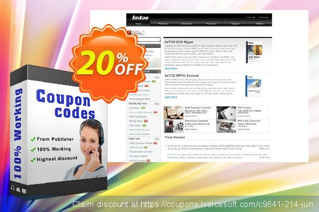 ImTOO Online Video Downloader discount 20% OFF, 2019 Thanksgiving Day offering sales