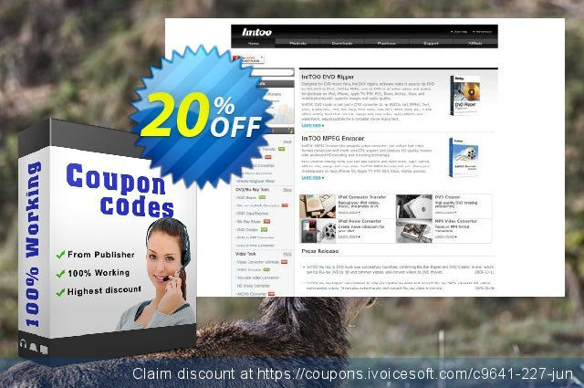 ImTOO HTML to EPUB Converter discount 20% OFF, 2020 4th of July offering sales