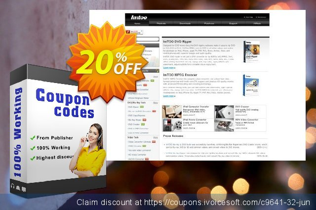 ImTOO Ripper Pack Platinum discount 20% OFF, 2020 4th of July deals