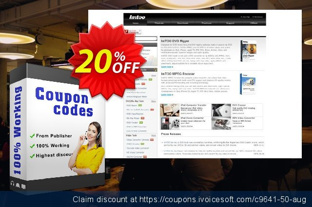 Easy DV to DVD discount 20% OFF, 2020 Working Day discounts