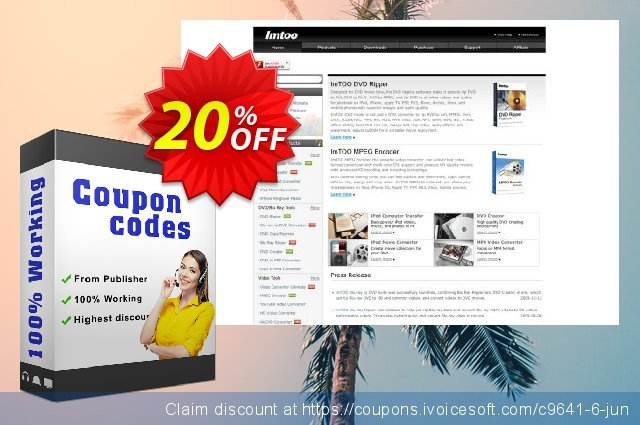 ImTOO WMA MP3 Converter discount 20% OFF, 2020 Fourth of July offering sales
