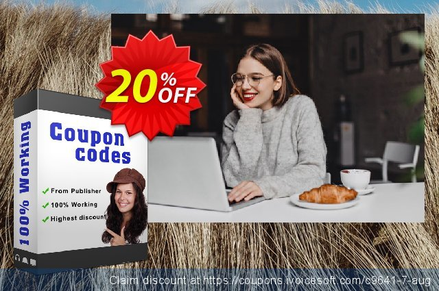 ImTOO MP3 WAV Converter discount 20% OFF, 2020 New Year's Weekend offering sales
