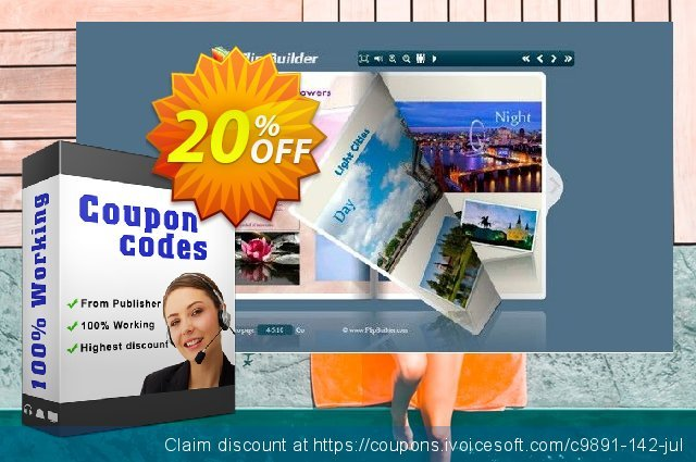 Flip Writer discount 20% OFF, 2020 Back-to-School promotions offering sales