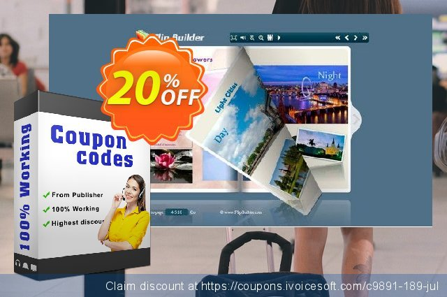 PPTSoft Page Flipper discount 20% OFF, 2020 Back to School season offering discount